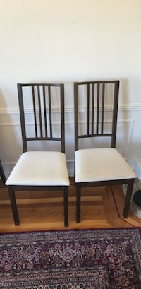 2 dining  room chairs San Francisco, 94118
