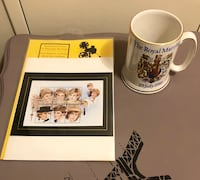 Princess Diana Stamp & Royal Marriage Official Mug London, N6E 1G2