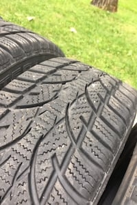 Winter tires 195/65R15.