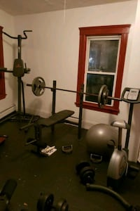 ENTIRE workout room  Worcester, 01605
