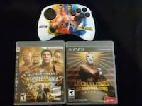 PS3Wrestling Bundle San Marcos, 78666