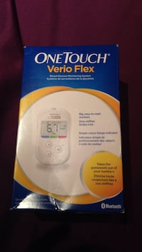 Brand new blood glucose monitoring system  Toronto, M8W 1W9
