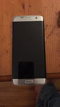 white Samsung Galaxy Android smartphone 786 km
