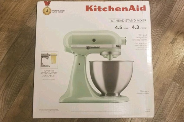 Kitchen Aid Tilt-Head Stand Mixer 4.5 quart