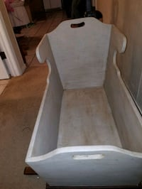 gray and white wooden armchair 797 mi