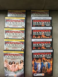 Desperate Housewives DVD Set Seasons 3&4