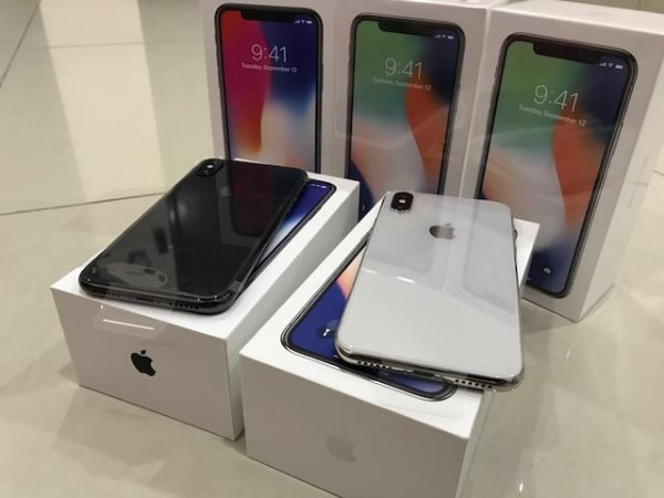 neues Apple iPhone X - - 128GB entsperrt
