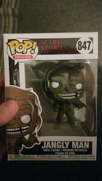 Jangly Man Scary Stories Funko  Mississauga, L5N 3A8