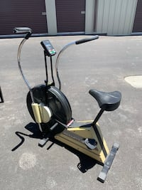 Raleigh exercise bike - Accufit 2000