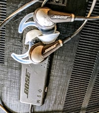 Bose Quiet Comfort 20i with noise cancellation Burnaby, V5H 2R6