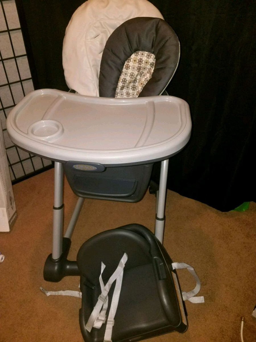 Graco 3 in 1 kids high chair & Used Graco 3 in 1 kids high chair for sale in Woodbridge Township ...