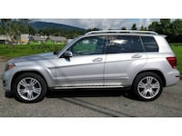2014 Mercedes-Benz GLK 250 Bluetek North Vancouver