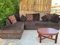 Sectional Couch !!! FREE DELIVERY!!! Phoenix, 85040