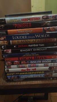 30 DVDs Washington, 20003