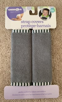 Babies r us strap covers Mississauga, L5B 0C5