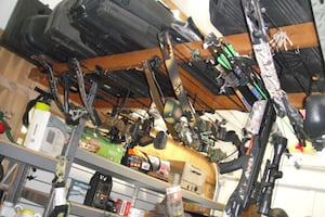 MISC BOWS AND CROSS BOWS RELEASES OPTICS HUNTING EQUIPMENT