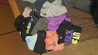 WOMEN'S LOT 15 NIKE & ADIDADS TOPS Puyallup