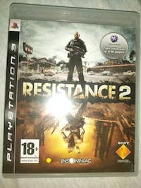 PS3 oyun resistance 2