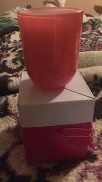 Brand new candle