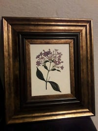 """Wood Picture frame 17""""×19"""" firm price Irvine, 92620"""