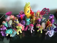 Large lot of hard to find my little pony Toronto, M4G