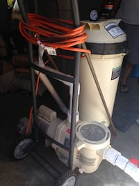 Pool filter system  Placentia, 92870