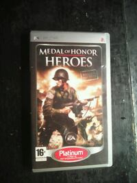 PSP Medal of honor.heroes Barcelona, 08003