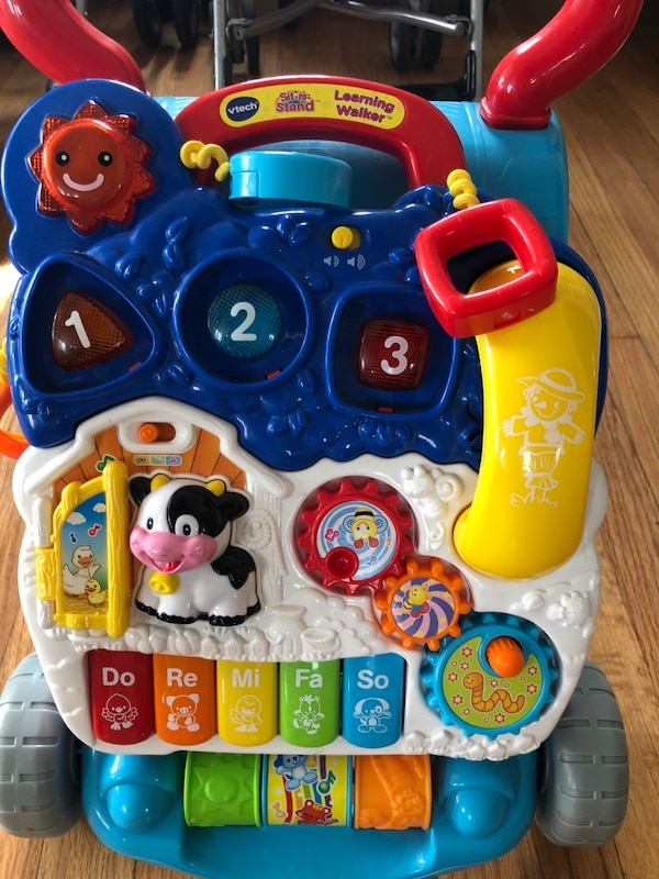 VTech Learning Activity Walker