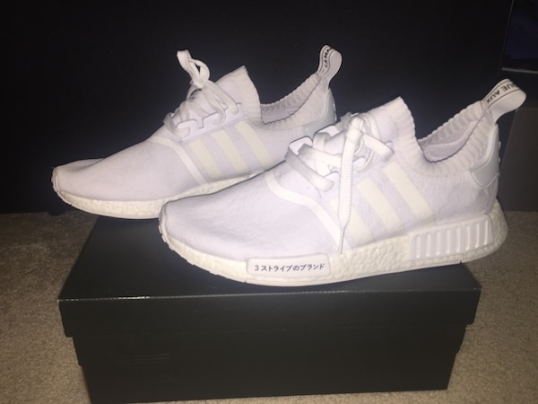 best service 081e8 d7596 Adidas NMD Japan Triple White