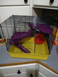 Hamster Cage / Habitat with extras. Franklin, 42134