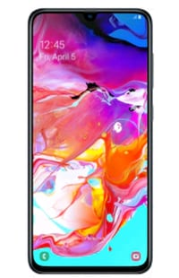 Samsung A70 like brand new