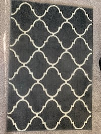 "Gray Rug (approximately 2'6"" x 4') Fairfax, 22033"