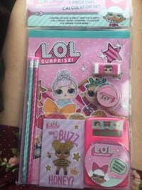 Lol surprise doll 7 piece school supplies Hillview, 40229