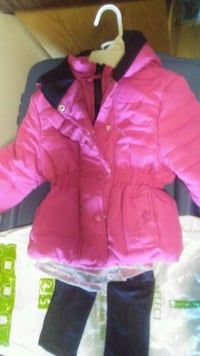 NEW! Jacket + matching suit 4T