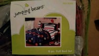 blue and white Jumping Beans 8-pc full bed set box Murfreesboro, 37128