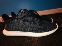 Adidas- Tubular Shadow (knit black and white)