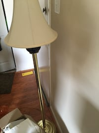 silver and white floor lamp Germantown, 20876