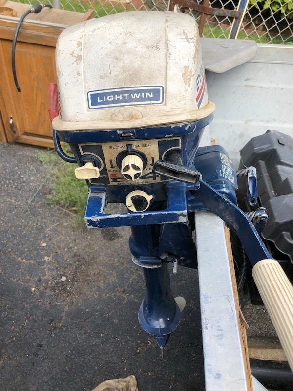 what year model is my boat motor