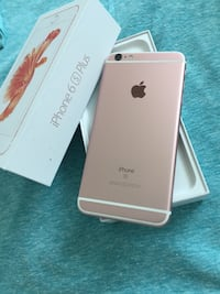gold iPhone 6s with box Mississauga, L5B