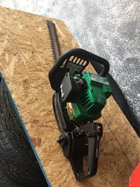 black and green Weed Eater hedge trimmer Killeen, 76542