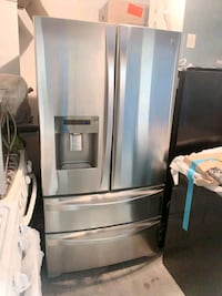 Kenmore 36inches French door refrigerator