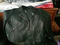 New with tags leather jacket Dayton, 89403