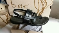 B.o.c Black Sandals/shoes Brandon, 57005