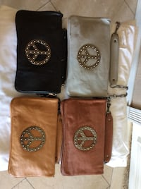 NEW PEACE SIGN BAGUETTE BAGS!!! Vancouver