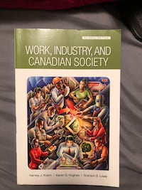 Work, Industry and Canadian Society 537 km