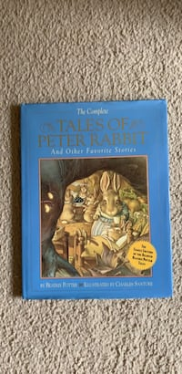 The Complete Tales of Peter Rabbit and Other Favorite Stories San Jose, 95125