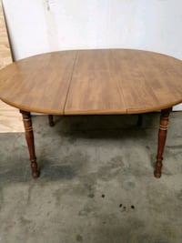 Kitchen table with leaf Roebuck, 29376