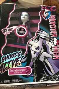 Monster High Spectra Vondergeist Doll still in the box Stafford, 22554
