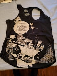 Nightmare Before Christmas tank