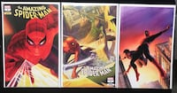 Amazing Spider-Man #1 - Alex Ross Variant Cover 3-Pack! Inglewood, 90305